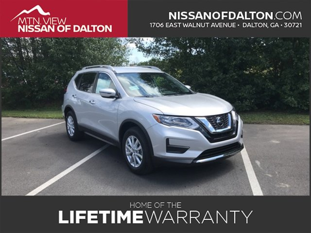 New 2020 Nissan Rogue in Dalton, GA