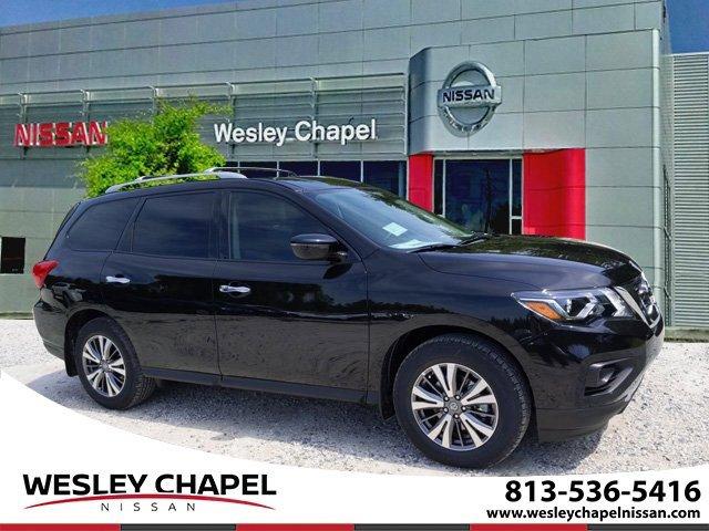 New 2019 Nissan Pathfinder in Wesley Chapel, FL