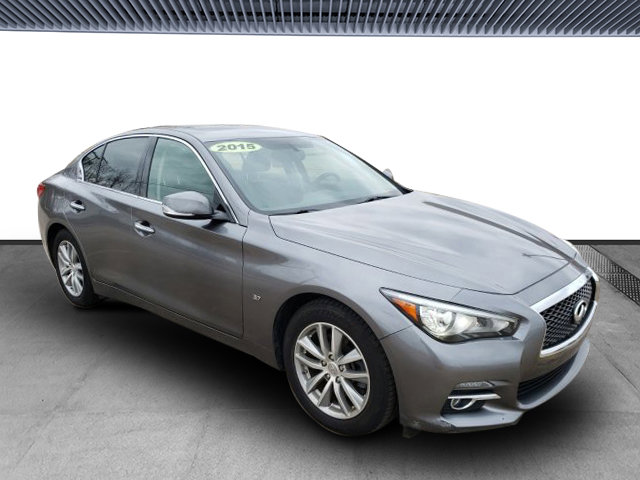 Used 2015 INFINITI Q50 in Miami, OK