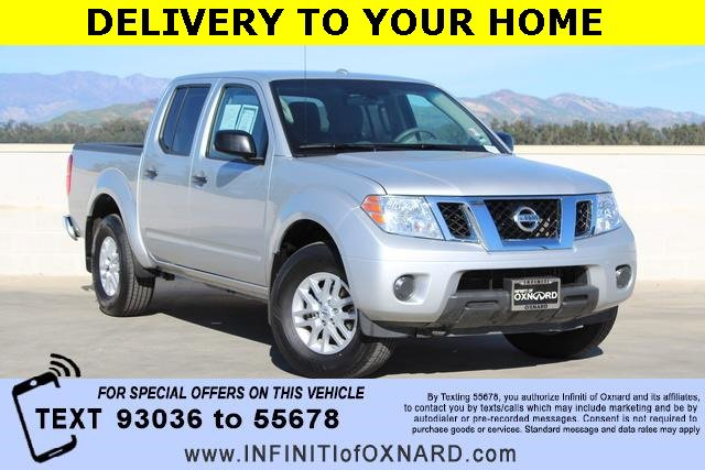 2018 Nissan Frontier SV V6 A93 BED LINERTRAILER HITCH PACKAGE  -inc Bed Liner  Trailer Hitch P