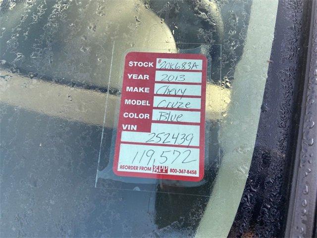 Used 2013 Chevrolet Cruze in Lakeland, FL