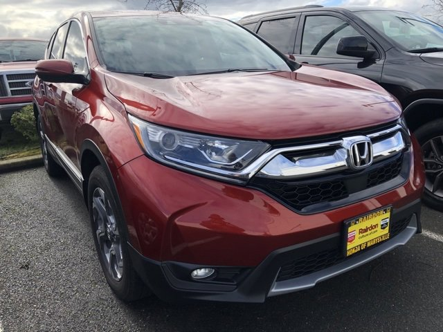 Used 2018 Honda CR-V in Olympia, WA