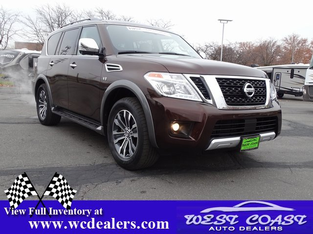Used 2018 Nissan Armada in Pasco, WA