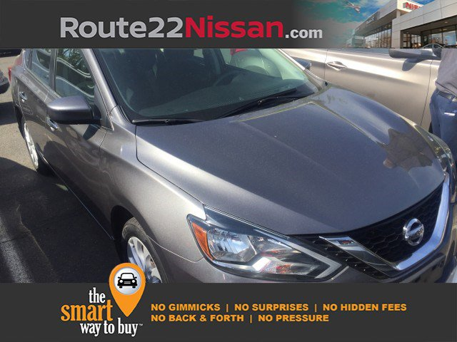 2019 Nissan Sentra SV SV CVT Regular Unleaded I-4 1.8 L/110 [4]