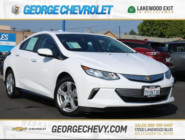2017 Chevrolet Volt LT 5dr HB LT Gas/Electric I4 1.5L/ [1]