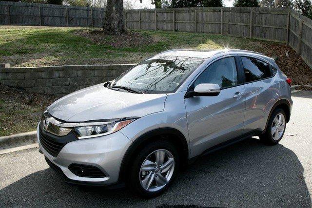 New 2020 Honda HR-V in High Point, NC