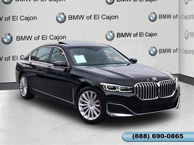 Used 2020 BMW 7 Series in Chula Vista, CA