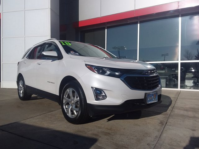 Used 2018 Chevrolet Equinox in Lexington Park, MD