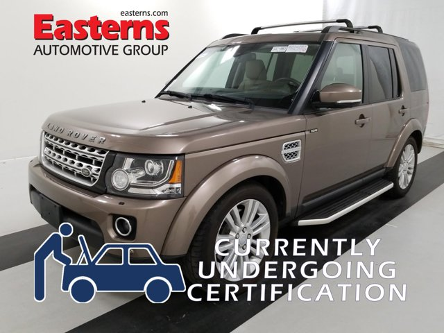 2016 Land Rover LR4 HSE Luxury Landmark Edition Sport Utility