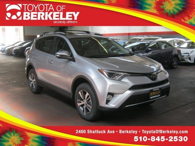 New 2016 Toyota RAV4 in Berkeley, CA