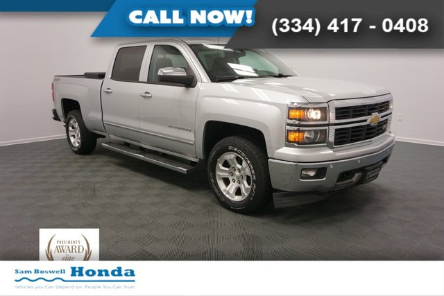 Used 2014 Chevrolet Silverado 1500 in Enterprise, AL