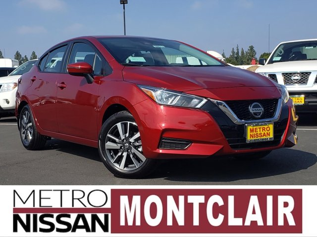 2021 Nissan Versa SV SV CVT Regular Unleaded I-4 1.6 L/98 [15]