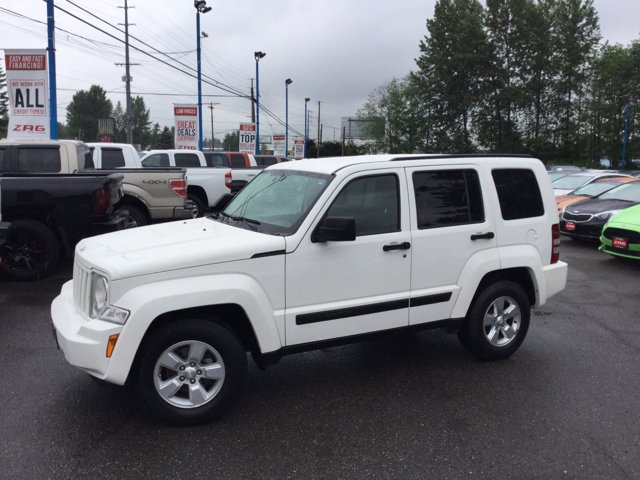Used 2010 Jeep Liberty RWD 4dr Sport