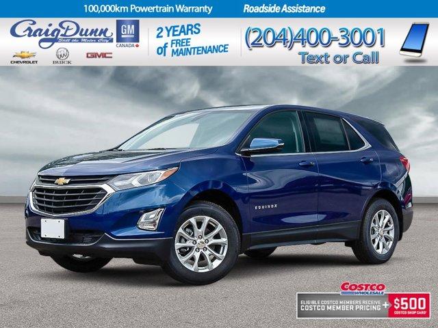 2020 Chevrolet Equinox * LT AWD * HEATED SEATS * REMOTE START * AWD 4dr LT w/1LT Turbocharged Gas I4 1.5L/92 [0]