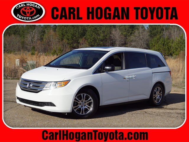 Used 2012 Honda Odyssey in Columbus, MS