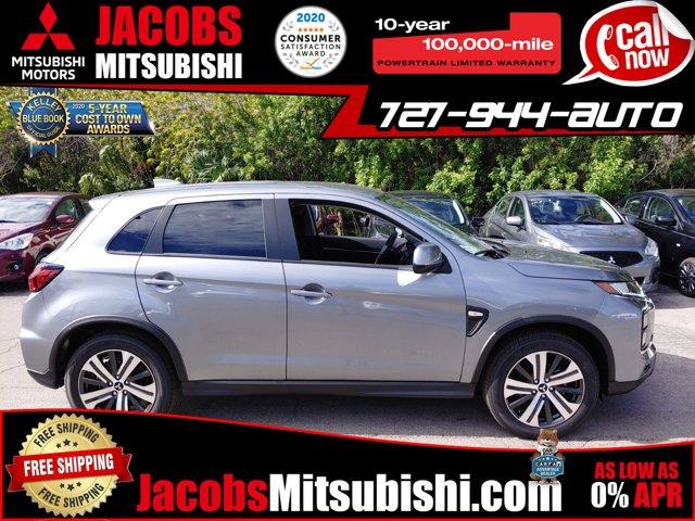 New 2020 Mitsubishi Outlander Sport in New Port Richey, FL