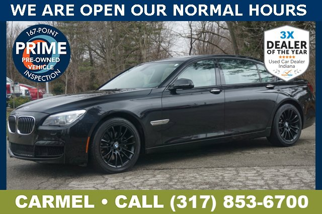 Used 2013 BMW 7 Series in Indianapolis, IN