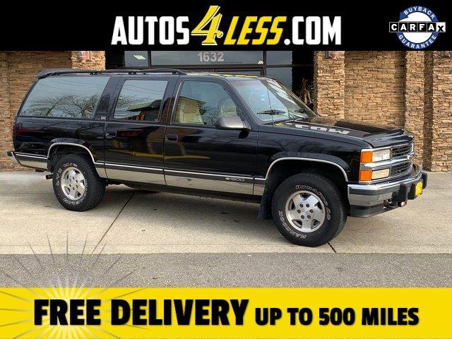 1994 Chevrolet Suburban Cheyenne