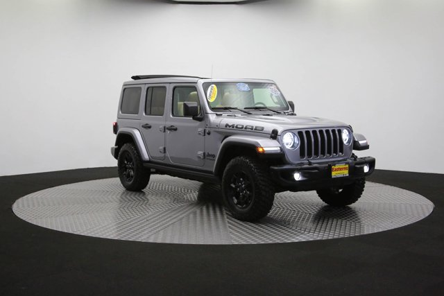 2019 Jeep Wrangler Unlimited for sale 125561 44