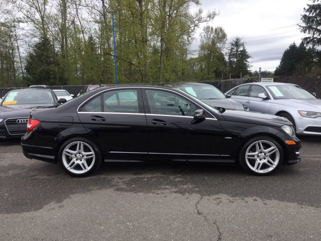 Used 2012 Mercedes-Benz C-Class 4dr Sdn C 250 Sport RWD