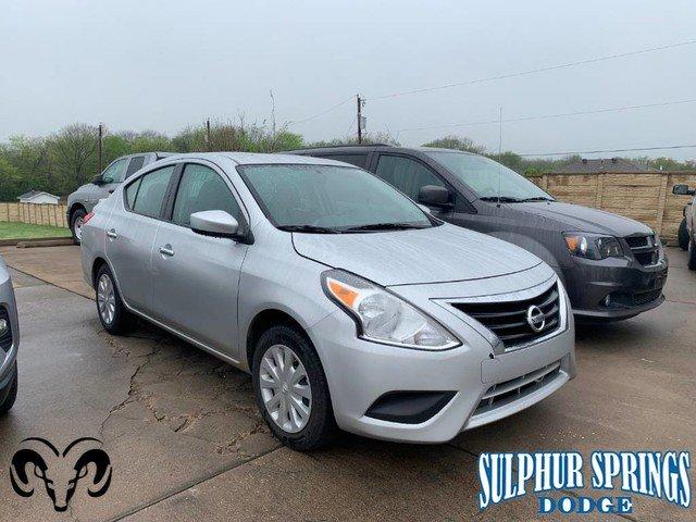 Used 2019 Nissan Versa in Sulphur Springs, TX