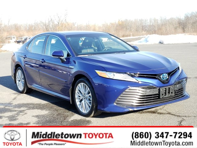 Used 2018 Toyota Camry Hybrid in Middletown, CT