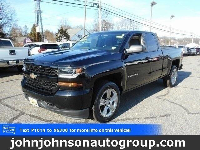 2017 Chevrolet Silverado 1500 Custom WHEELS  20 X 9 508 CM X 229 CM CHROME CLAD ALUMINUM  ST