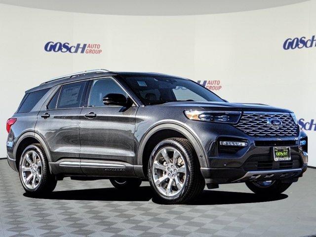 New 2020 Ford Explorer in Hemet, CA