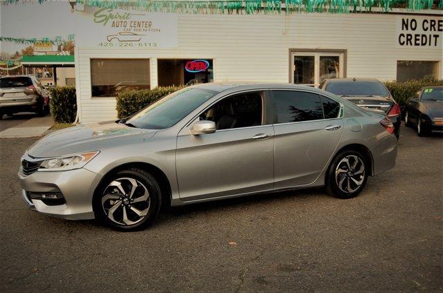 Used 2017 Honda Accord Sedan EX-L CVT