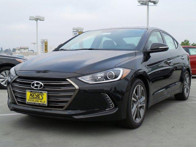 New 2017 Hyundai Elantra Limited 2.0L Auto (Alabama)