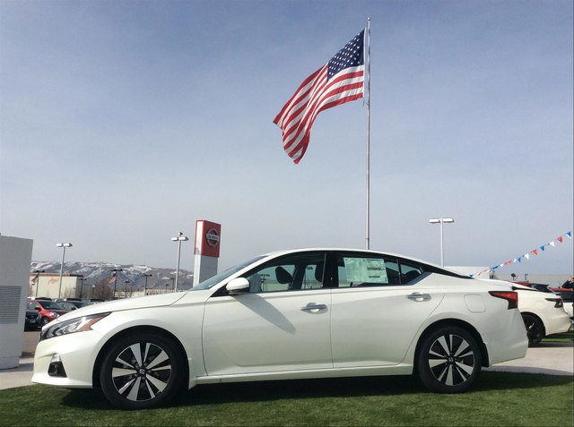 New 2019 Nissan Altima in Pocatello, ID