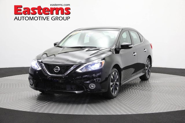 2017 Nissan Sentra SR Premium Technology 4dr Car