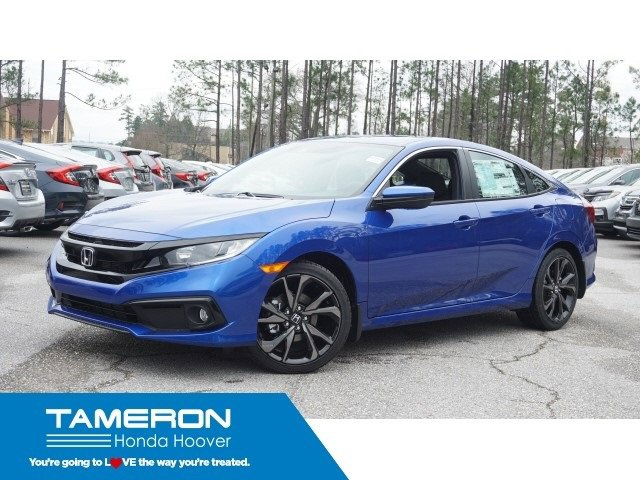 New 2020 Honda Civic Sedan in Gadsden, AL