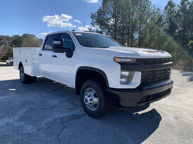 New 2020 Chevrolet Silverado 3500HD CC in Loganville, GA