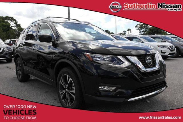 New 2019 Nissan Rogue in Fort Myers, FL
