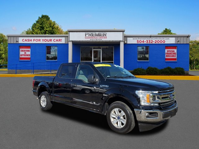 Used 2018 Ford F-150 in Harvey, LA