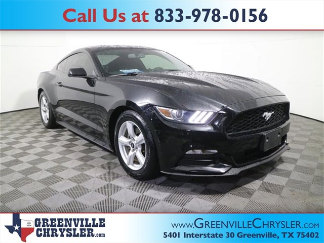 Used 2015 Ford Mustang in Greenville, TX