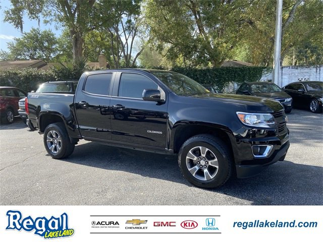 Used 2017 Chevrolet Colorado in Lakeland, FL