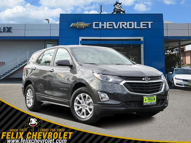 2021 Chevrolet Equinox LS FWD 4dr LS w/1LS Turbocharged Gas I4 1.5L/92 [13]