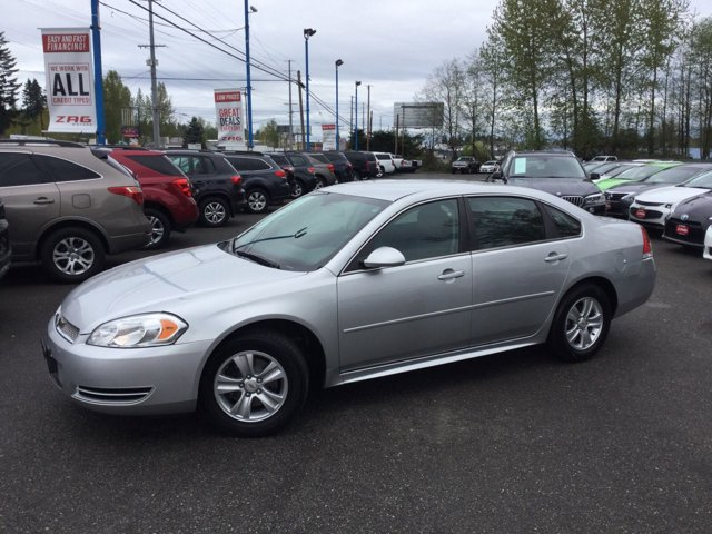 Used 2013 Chevrolet Impala 4dr Sdn LS