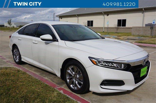 New 2019 Honda Accord Sedan in Port Arthur, TX