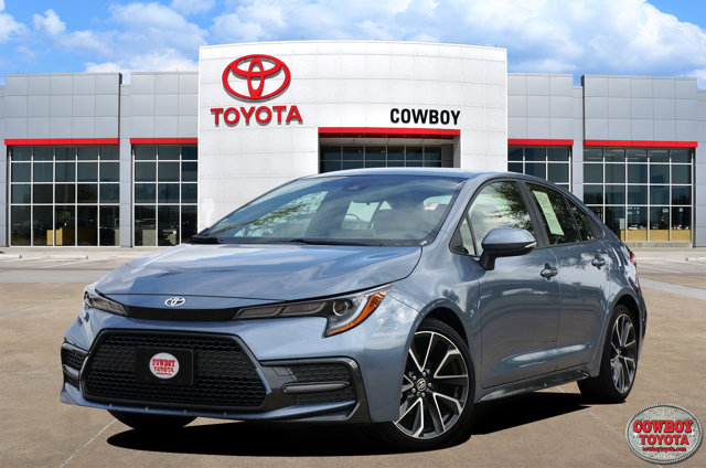 Used 2020 Toyota Corolla in Dallas, TX