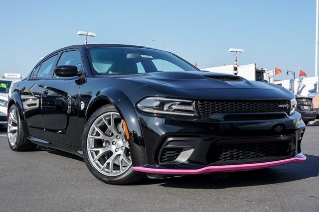 New 2020 Dodge Charger SRT Hellcat RWD