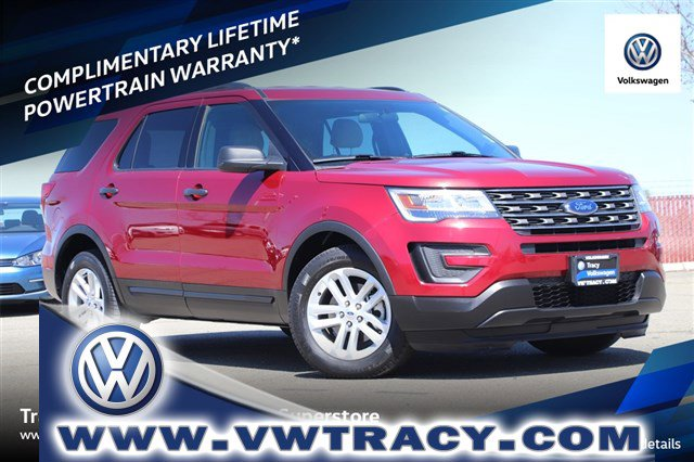 Used 2017 Ford Explorer in Livermore, CA