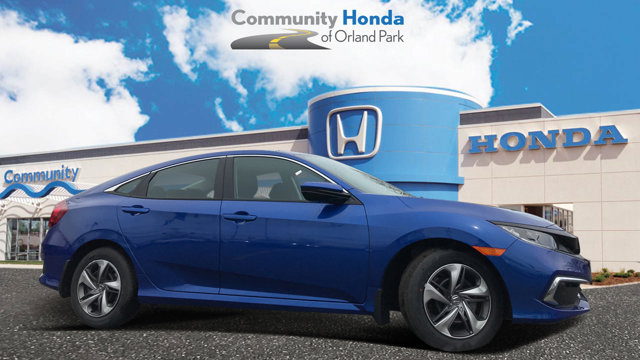New 2020 Honda Civic Sedan in Orland Park, IL