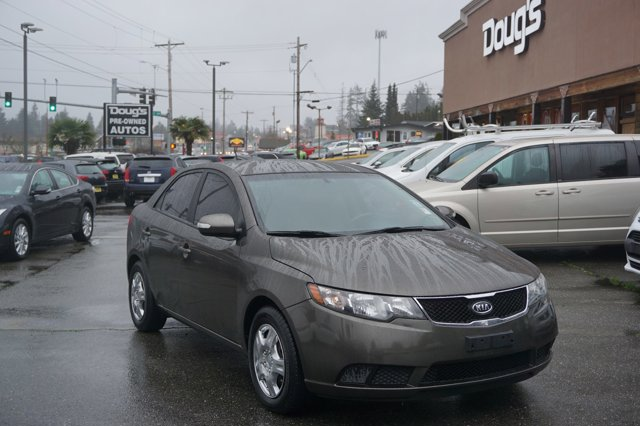 Used 2010 KIA Forte in Lynnwood Seattle Kirkland Everett, WA