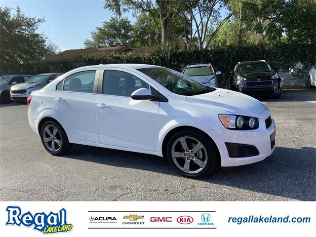 Used 2016 Chevrolet Sonic in Lakeland, FL