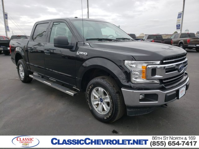 Used 2018 Ford F-150 in Owasso, OK