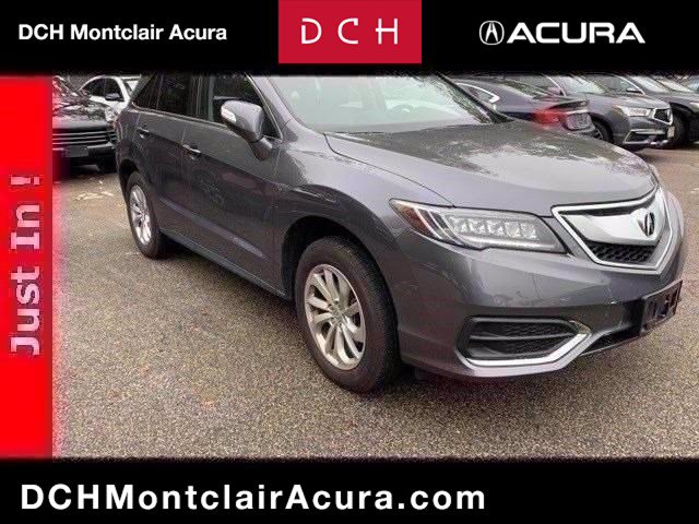 2018 Acura RDX with Technology Pkg