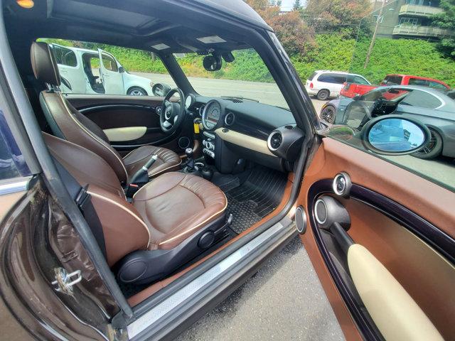 Used 2008 MINI Cooper Clubman 2dr Cpe S